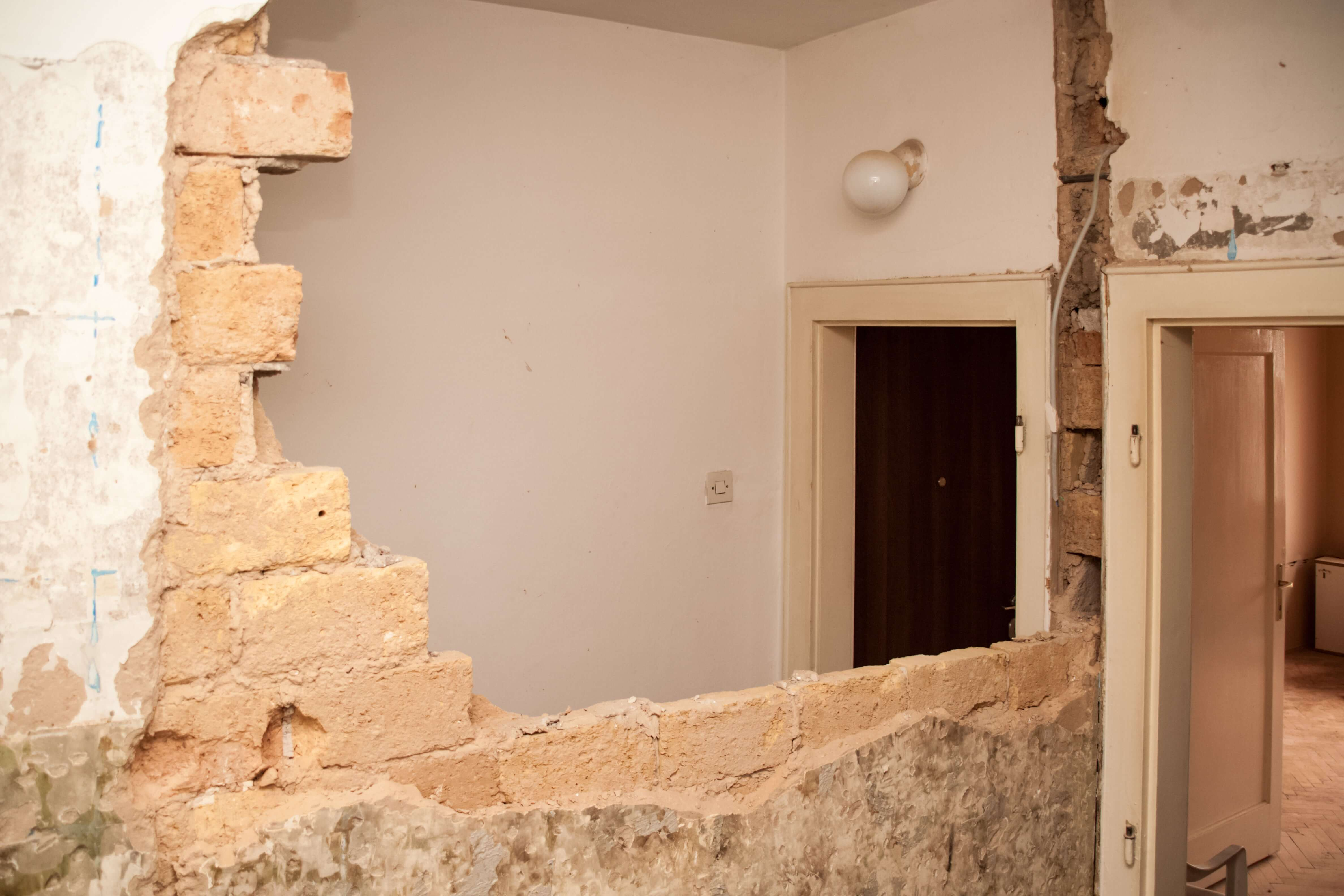 Cape Coral Partition Wall Removal