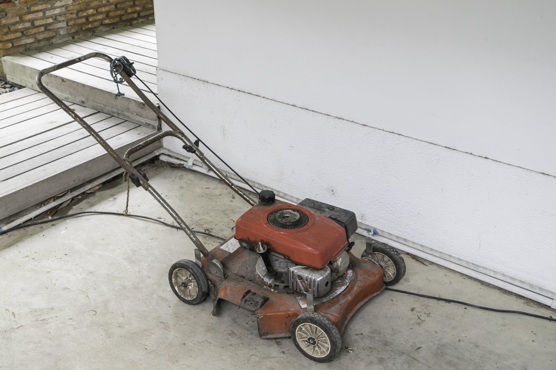 Tampa Lawnmower Disposal